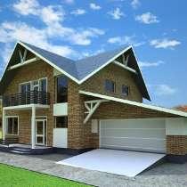 Строительство индивидуальных жилых домов под ключ, в г.Пинск