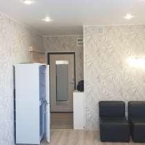 Сдаётся уютная студия после капитального ремонта, в Москве
