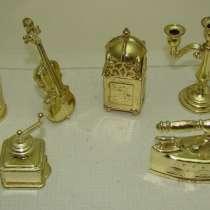 Игрушки кукольные миниатюры 6 шт. (Q715), в Москве