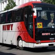 Аренда автобуса MAN, в Костроме