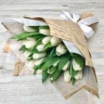 Тюльпаны на 8 марта, в Нижнем Новгороде