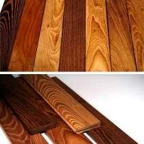 Термо-модифицированная древесина, в Барнауле