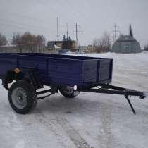 Новый легковой прицеп с завода, в г.Славянск