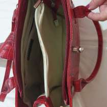 Итальянская сумка из натуральной кожи, в г.Аланья