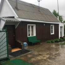 Срочно продам жилой дом + земельный участок, в Омске