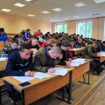 Профотбор для поступающих в вузы МО, МЧС, МВД, в Костроме
