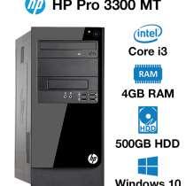 Компьютер HP Pro 3300 series MT, в г.Карши