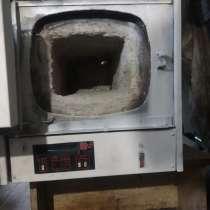 Муфельная печь, в Братске