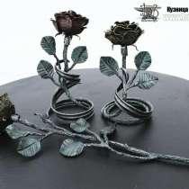 Кованая роза к 8 марта, в Новоуральске