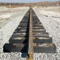 Строительство подкрановых путей кранов козловых, башенных, в Красноярске
