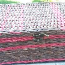 Плетеные изделия, в г.Костанай