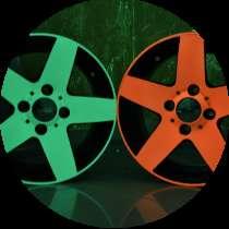 Светящиеся диски для Вашего авто, в Уфе