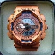 Часы Casio G-Shock. 2 механизма, в Волгодонске