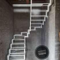 Металлический каркас лестниц, в г.Брест