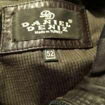 Кожанная натуральная куртка, в Лысьве