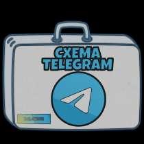 Кейс по заработку в Telegram + сайт для накрутки, в Москве