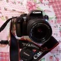 Canon EOS1100D kit 18-55, в Новосибирске