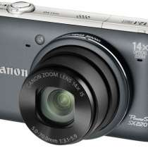 Фотокамера Canon PowerShot SX220 HS, в Москве
