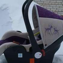Детское новое автокресло Lorelli0-13кг, в Королёве