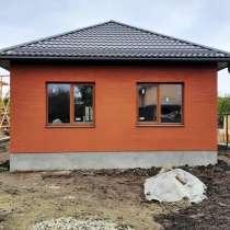 Новый дом 77 кв. м. на 4 сот. в р-не ул. Кореновской, в Краснодаре