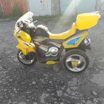 Детский мотоцикл, в Тольятти