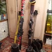 Продаются два комплекта горных лыж, в Королёве