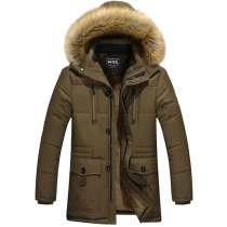 Ходовое утолщенное пальто, в г.Пекин