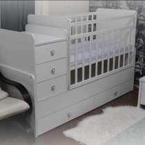 Кроватка трансформер, в Новосибирске