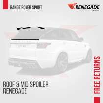 Roof & trunk mid spoiler for Land Rover Range Rover Sport 20, в г.Терезина