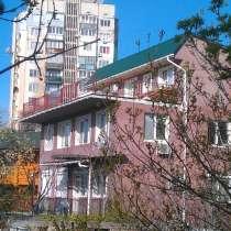 Сдается 2-х комнатная квартира с видом на море в Мисхоре, в Симферополе