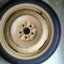 Продам колесо-докатку: BRIGESTONE 125-70-16, 5 отверстий, в Кемерове