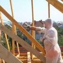 Огнезащита деревянных конструкций, в г.Новополоцк