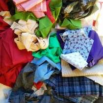 Обрезки синтетической ткани, в Самаре
