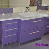 Столешницы для ванных комнат из жидкого гранита GraniStone, в г.Вяймела