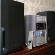 Panasonic SA-VK725D + Technics SB-CH510A + Panas SA-AK250, в Екатеринбурге