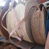 Круглые сумки из рафии, в г.Антананариву