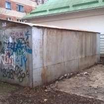 Металлический гараж, в Краснодаре