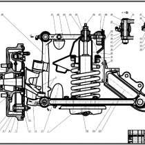 Чертежи AutoCAD, в г.Вильнюс
