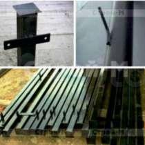 Столбы металлические для забора оптом и в розницу, в Нижнем Новгороде