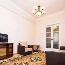 Сдаётся трёхкомнатная квартира по адресу: Донецкая улица, 9, в Новом Ургале