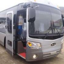 Автобус 45- 80-мест (город межгород), в Хабаровске