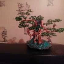 Дерево бонсай, в Шахтах