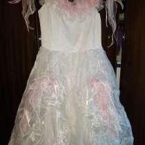 Платье для девочки на новогодний утренник, в Ялте
