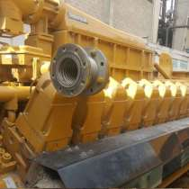 Газопоршневая электростанция Caterpillar 3520 C, в г.Баку