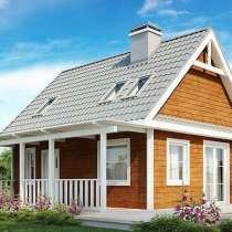 Каркасный дом, в Екатеринбурге