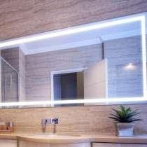 Зеркало для ванны с лед подсветкой, в г.Брест