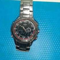 Продам часы casuo edifice efa121.Брал за 7500.Дефектов нет, в Воскресенске