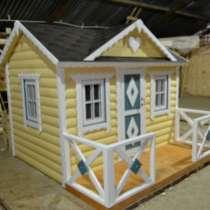 Детский домик, в Череповце