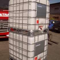 Продаются пластиковые ёмкости б. у. (еврокубы) 1000 литров, в Стрежевом