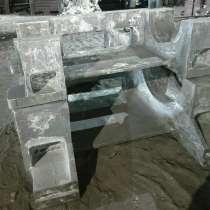 Чугунные отливки: серый, легированный высокопрочный, в г.Radostin